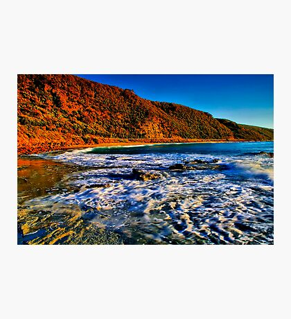 """Cathedral Rock Beach"" Photographic Print"