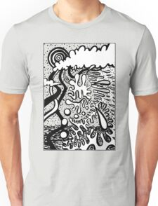 Obscured by Clouds Unisex T-Shirt