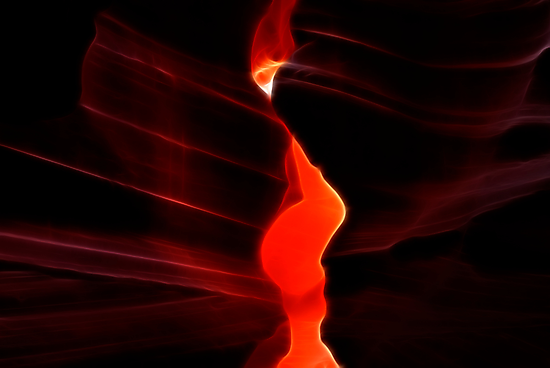 The Fire Within by Andreas Mueller