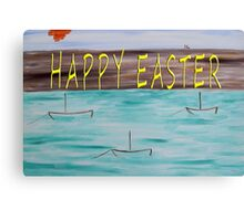 EASTER 81 Canvas Print