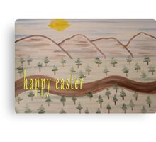 EASTER 82 Canvas Print