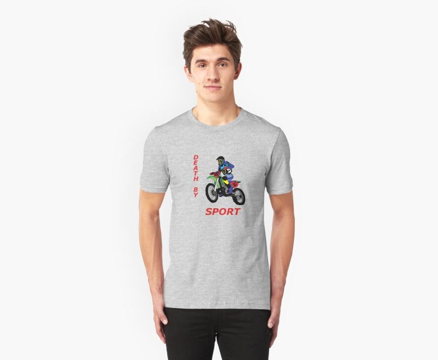 death by sport dirt bike jumping by karen sheltrown
