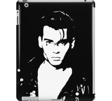 Johnny iPad Case/Skin