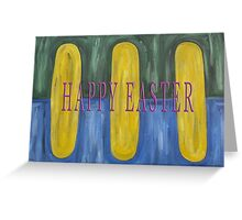 EASTER 85 Greeting Card