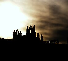 Whitby Abbey by JoCr