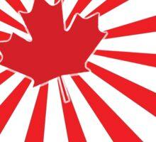 Rising Maple Sticker