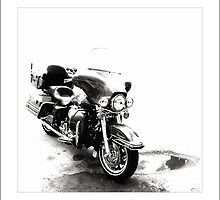 Electra Glide by Don Bailey