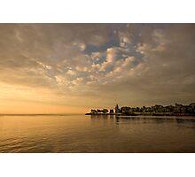 Expansive Harbour Photographic Print