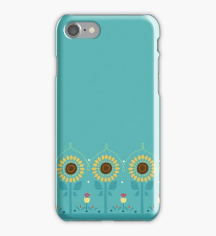 Make Today a Perfect Day iPhone Case/Skin