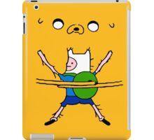 Finn&Jake Hug iPad Case/Skin
