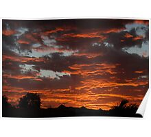 Untouched Sunset..... Poster
