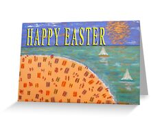 EASTER 91 Greeting Card