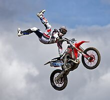 Bolddog Lings FMX Display Team by Andrew Harker