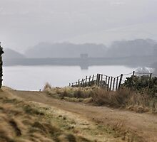 Digley Reservoir by purplesashe