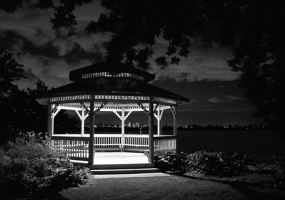 Romance and City Lights by Johanne Brunet
