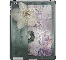 The Moth Orchid iPad Case/Skin
