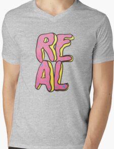Real Odd Future Mens V-Neck T-Shirt