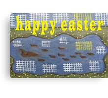 EASTER 95 Canvas Print