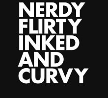 NERDY FLIRTY INKED AND CURVY Tank Top