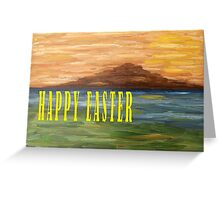 EASTER 99 Greeting Card