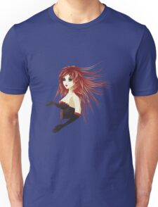 Girl in corset Unisex T-Shirt