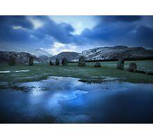 Celtic Mystique Photographic Print