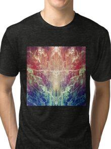 Forest Prism Tri-blend T-Shirt