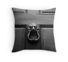 Jacob Marley Throw Pillow
