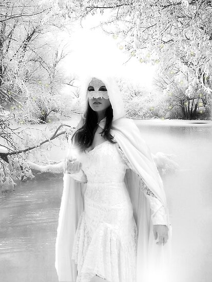 Snow Queen by ©Maria Medeiros