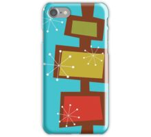 Mid Century Modern  iPhone Case/Skin