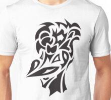smiling bird tattoo Unisex T-Shirt