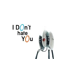 I Don't Hate You by Pentax25