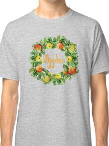 Ripe apples Classic T-Shirt