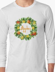 Ripe apples Long Sleeve T-Shirt