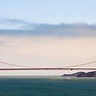 Golden Gate Bridge by Reese Ferrier