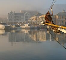Early morning at the Waterfront by awefaul