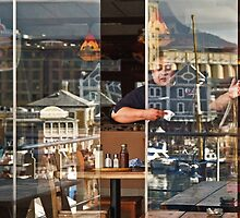 Dancing in the reflection by awefaul