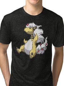 Ben's Mega Ampharos Tri-blend T-Shirt