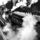 From the station waiting by clickinhistory