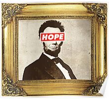 Lincoln Hope Poster