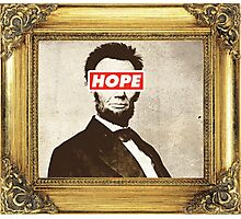 Lincoln Hope Photographic Print