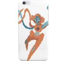 Owain's Deoxys (No outline) iPhone Case/Skin
