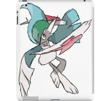 Rhys' Mega Gallade iPad Case/Skin