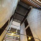 Alcatraz Prison Archetecture by Reese Ferrier