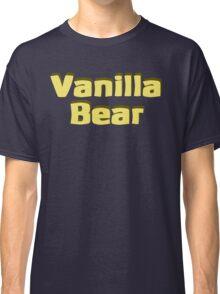 Scrubs Vanilla Bear Classic T-Shirt