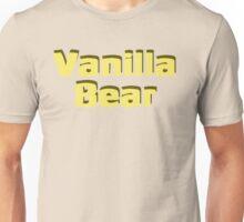 Scrubs Vanilla Bear Unisex T-Shirt