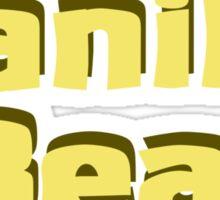 Scrubs Vanilla Bear Sticker