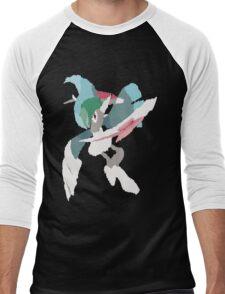 Rhys' Mega Gallade (No outline) Men's Baseball ¾ T-Shirt