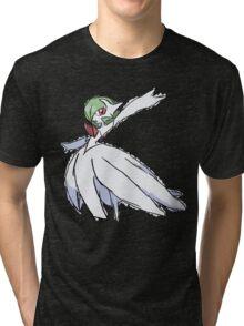 Rhys' Mega Gardevoir Tri-blend T-Shirt