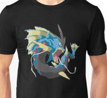 Derek's Mega Gyarados (No outline) Unisex T-Shirt